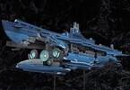 『蒼き鋼のアルペジオ』イ401初の完成品変形モデル登場、超重力砲展開状態も