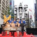『パトレイバー』イングラムが新宿に立つ!押井守監督「気分は最高です」