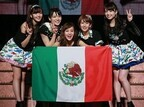 ℃-ute、3度目の海外公演はメキシコ! 萩原舞「太って帰ってこないように」