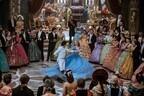 2015年オープニング洋画1位! 実写映画『シンデレラ』の舞踏会シーン公開