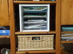 自宅でのレターケース活用法 - 子どもの学校プリントの整理整頓に!