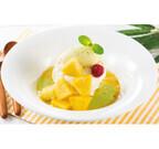 デニーズからパインを使ったデザート5種が登場 - 新食感の「パブロバ」も