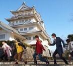『ニンニンジャー』忍ばず踊れる「ワッショイニンジャ祭り」東映映画村で開催