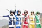 桐谷美玲ら5女優が変身&おっぱいミサイル発射! 『女子―ズ』最新映像公開