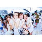 大阪府・万博記念公園に「泡フェス」関西初上陸! 特注泡キャノンも登場