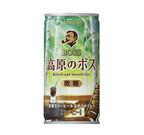 サントリー、避暑地の高原で飲むコーヒーをイメージした「高原のボス」発売