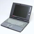 あの日あの時あのコンピュータ (11) スリムノートブックの先駆者 - DEC「Digital HiNote Ultra」