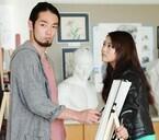 森山未來らオール関西キャストドラマ『煙霞』黄金のポスター&場面写真公開