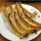 東京都・銀座でバナナみたいな巨大餃子発見! これが色々優しすぎるんです…