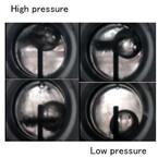 温高圧水+炭化水素混合系の液液は圧力条件で相転移することを確認 -東工大