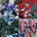 『ガンダム Gのレコンギスタ』ROBOT魂でGセルフ・バリエーション続々展示