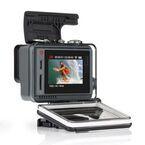 GoPro HERO+ LCD、タッチ液晶を搭載した40m防水アクションカメラ