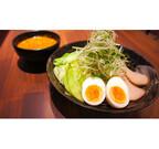 東京都渋谷区に、野菜たっぷりの広島つけ麺が楽しめる