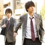 美男同士の壁ドンも! 高校生のBL描く『宇田川町で待っててよ。』予告編公開