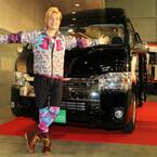 「ジャパン キャンピングカーショー2014」つるの剛士が初日登場! 写真52枚