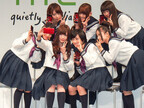 HTCチョウCEOとKDDI田中社長がauの2012年冬モデル「HTC J butterfly」をアピール
