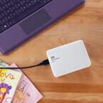WD、USB 3.0対応のポータブルHDD「My Passport Ultra」新モデル