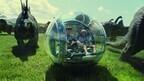 『ジュラシック・ワールド』特別映像公開! スピルバーグ「夢が実現した」