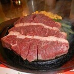 1.5ポンドのステーキが繰り出す波状攻撃! 東京都・秋葉原で肉フィーバー!!
