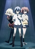 TVアニメ『悪魔のリドル』、第2キービジュアル&キャラクター設定画を公開