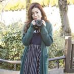 目指せ! カメラ女子 - モデル 古内杏沙の挑戦 (1) 撮られる側から撮る側へ!