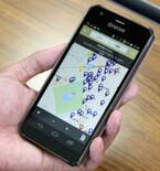 事例で学ぶAndroid活用術 (12) GPSアプリを搭載したAndroidスマートフォンで営業の訪問数を倍増