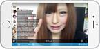 ツイキャス、横画面でもライブ配信できる新機能「まわし撮り機能」