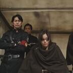 実写版『進撃の巨人』連動ドラマ8/15配信、場面カット公開&新キャラの姿も