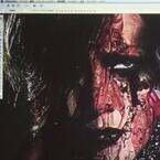 東京都・新宿でthe GazettEの最新アーティスト写真のコラージュを実演 - コラージュアーティスト・依田耕治氏によるセミナー