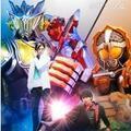 『仮面ライダー鎧武外伝』第2弾デューク&ナックル「ロックシード版」予約開始