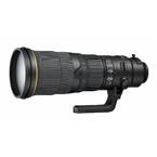 ニコン、20%軽量化された「AF-S NIKKOR 500mm f/4E FL ED VR」