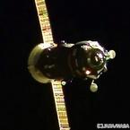 ロシアの無人補給船「プログレス」がISSに到着 - クルーに物資届く
