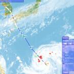 ウェザーニューズ、ひまわり8号を活用した積乱雲検出コンテンツをリリース