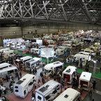 愛知県名古屋市で「名古屋キャンピングカーフェア」開催! 100台以上を展示