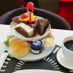 機内食図鑑 (1) 英ヴァージン航空、アフタヌーンティーでしめるアッパークラス機内食が素敵