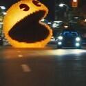 口のパクパク頻度も再現! パックマンとの攻防映す『ピクセル』本編映像公開