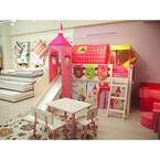 東京都品川区の、北欧家具に包まれた子供部屋風ショールームに行ってみた!