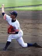 高校野球の激戦地神奈川の4回戦で涙を飲んだ進学校のイケメン右腕が描く夢