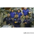 油井宇宙飛行士、無事ISSに到着 - 約5カ月間の長期滞在がスタート
