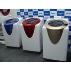 ハイアール、「AQUA」の洗濯機 - ナナメの洗濯槽で使い勝手も仕上がりも変わった