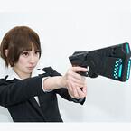 アニメ「PSYCHO-PASS」の変形銃「ドミネーター」が
