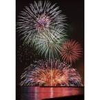 千葉県で約1万発の「館山湾花火大会」開催! 花火とともにフラメンコも披露