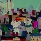 3DCGアニメ映画「GAMBA ガンバと仲間たち」エンドロールを森本千絵が描く
