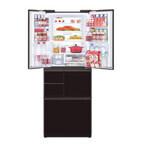 シャープ、買い物カゴ5個分が入る冷凍室「メガフリーザー」搭載冷蔵庫