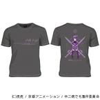 『中二病でも恋がしたい!』小鳥遊六花&七宮智音をデザインしたTシャツ発売