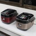 日立、高級炊飯器「ふっくら御膳」説明会 - 内釜は軽く、洗うパーツは少なく