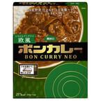 大塚食品、「ボンカレーネオ とろけるデミグラス欧風」など3種を発売