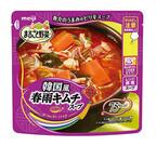ご飯を入れてクッパにも! 「まるごと野菜 韓国風春雨キムチスープ」発売