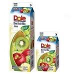 Doleの100%果汁ジュースにキウイフルーツミックスが登場 - 雪印メグミルク