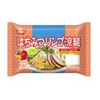 はちみつリンゴ味の「中華風涼麺」発売 - リンゴ入りのしょうゆだれを使用